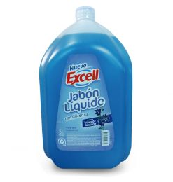 Jabón Líquido Excell 5 lt.